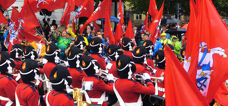 Lithuanian Statehood Day 2021