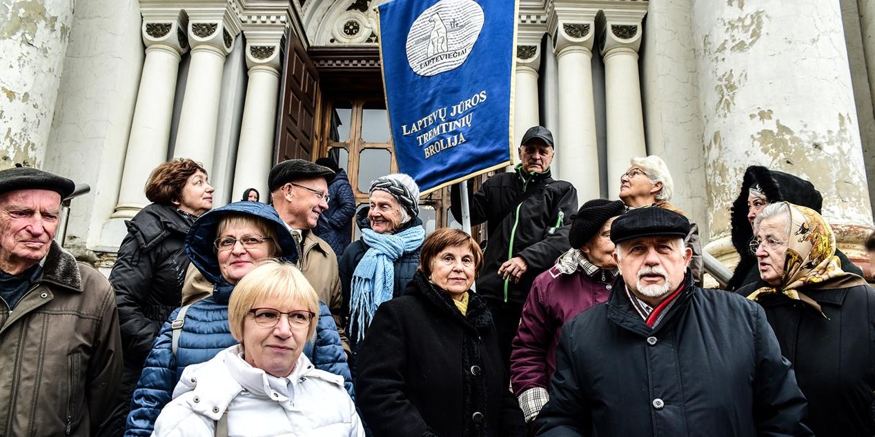 Lapteviečiai, i deportati del Mar di Laptev