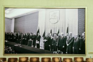Dichiarazione Indipendenza Lituana-Foto storica