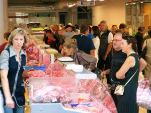 Mercato di Vilnius, immersione nella vita locale