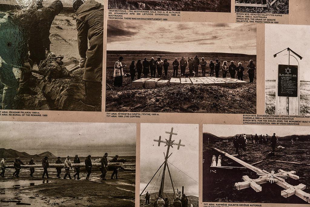Ex deportati nel mar di Laptev 1989-Rumšiškės