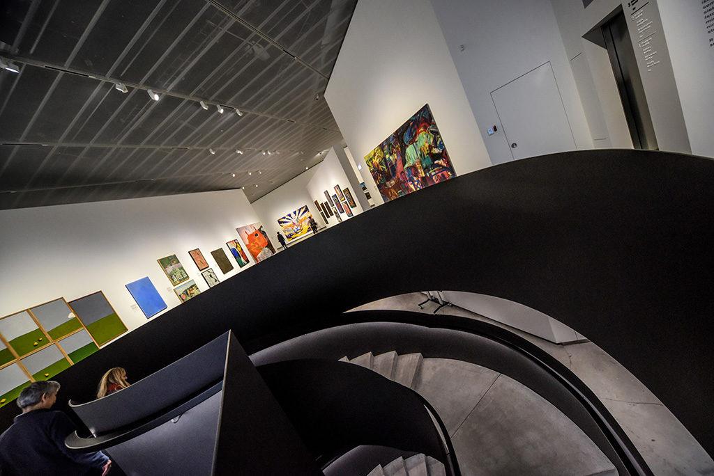 MO Muziejus, Vilnius, l'arte Lituana