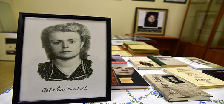 Dalia Grinkevičiūtė – La sua storia